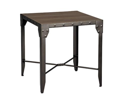 Mackenzie Walnut End Table